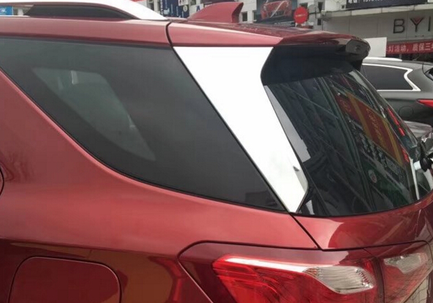 Chevrolet Equinox 2017 Rear Window Trim / Car Chrome Trim Accessories