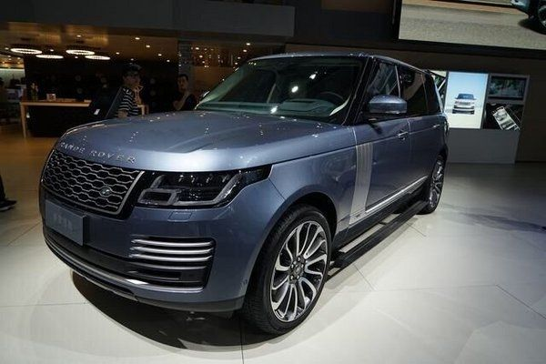 3 Layer Chrome Auto Accessories For Range Rover Autobiography 2018