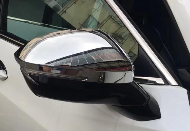 Acura CDX 2017 Chrome Door Mirror Covers / Side Mirror Covers No Fade