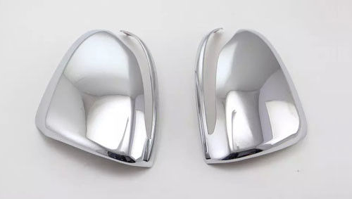 China Chrome Mirror Covers Fit Mercedes Benz C GLC E Class 2015 Chrome Exterior Trim supplier