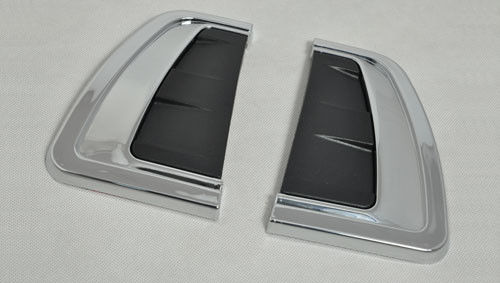 China Excellent Design Original Chrome Side Vent Cover For Toyota Hilux Revo 2015 supplier