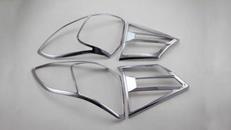 China Suzuki Vitara 2016 Chrome Light Covers / Car Tail Light Cover 100% Perfect Fitment supplier
