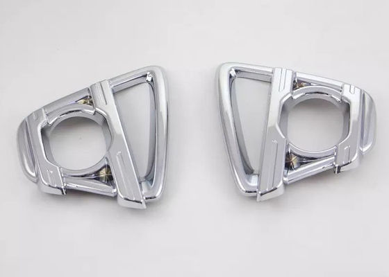 China Silver Color Front Fog Light Cover ABS Chrome Material For Mazda CX-5 2015 supplier