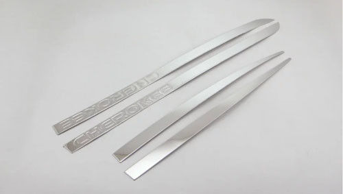 China Jeep Cherokee 2014 Auto Body Molding Trim Stainless Steel Car Door Trim supplier