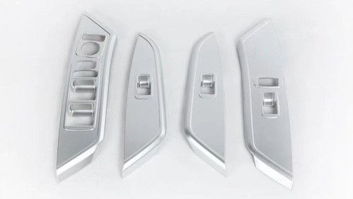 China For Acura CDX 2017 ABS Matte Window Switch Door Panel Cover / Car Interior Trim Parts supplier