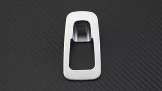 China Mercedes Benz Chrome Auto Accessories ABS Chrome Handbrake Switch Cover supplier