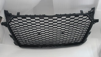 China Audi TT RS 2016 Auto Grill Covers Full Black ABS Chrome Grille Cover supplier