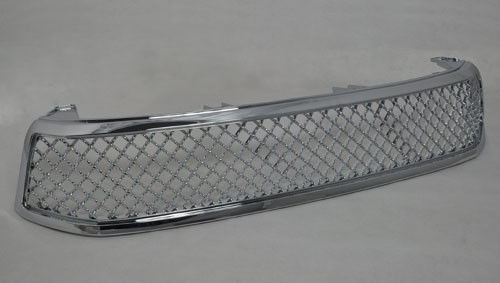 China Toyota Hilux Revo / Hilux Vigo 2015-17 Chrome Front Grille Hilux Chrome Grille supplier