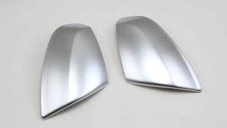 China Audi Q7 2017  Chrome Door Mirror Covers Matte Silver Color ABS Plastic Material supplier