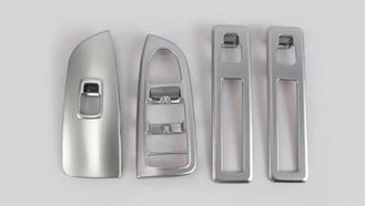 China ABS Chrome Door Panel Power Window Lock Control Switch Cover Trim for Mercedes Benz Vito 2017 supplier