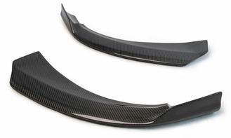 China Real Carbon Fibre Front Bumper Splitter For Mercedes Benz CLA / CLA45 W117 2014 - Up supplier