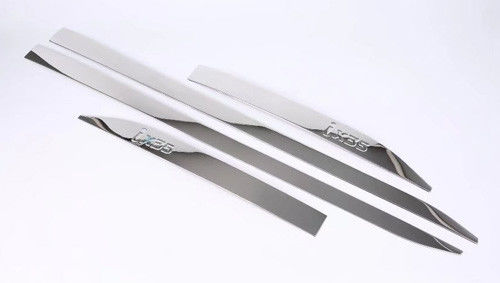 China Hyundai Ix35 2018 Auto Body Molding Trim Stainless Steel Side Body Molding Trim factory