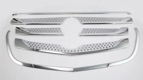 Mercedes Benz Vito 2017 Car Grill Cover Auto Grille Trims Rust Resistance